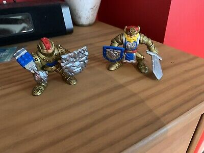 FISHER PRICE Imaginext Great Adventures Magic Castle 1994 Gold Knights