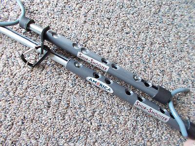 Crossbow Bipod..Hunters shooting Stick,Shur-Shooter, steady rest, shoulder -