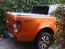 Ford Ranger Wildtrak 2016 rear tub including roller cover Maidstone Maribyrnong Area Preview
