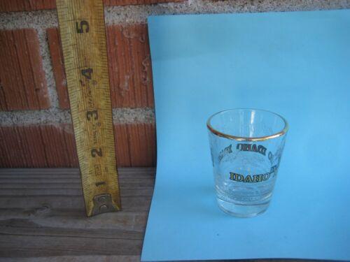Vintage *** IDAHO *** Shot Glass USA