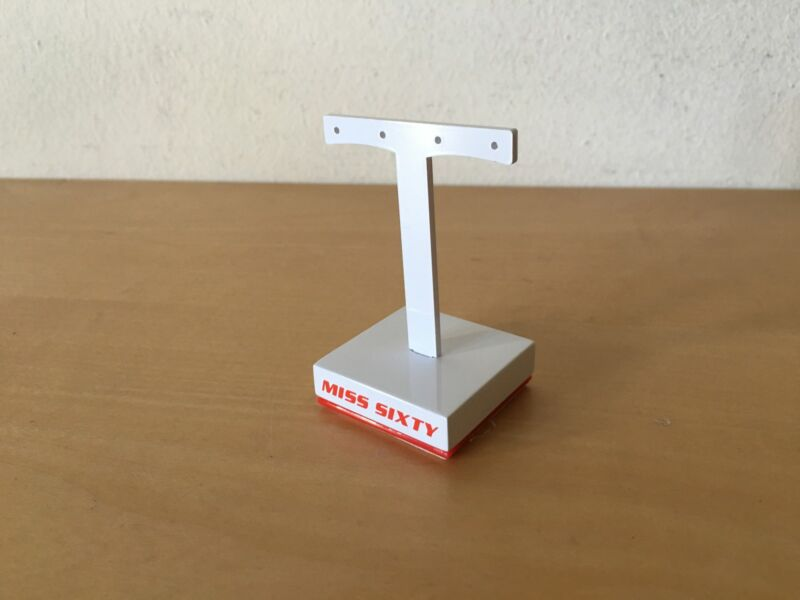Jewelry Support - Miss Sixty - Jewellery Stand - For Earrings