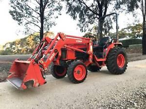 Kubota B3300SU Tractor Maiden Gully Bendigo City Preview