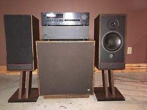 Luxman/PSB Home Audio Stereo