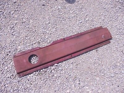 International 300 350 Utility Tractor Orignal Ih Front C Hood Cover Panel Engine