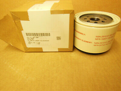 2 Each New Parket Hannifin Fuel Water Seperator R 22146