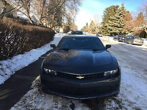 2015 chevy camaro Low Kms
