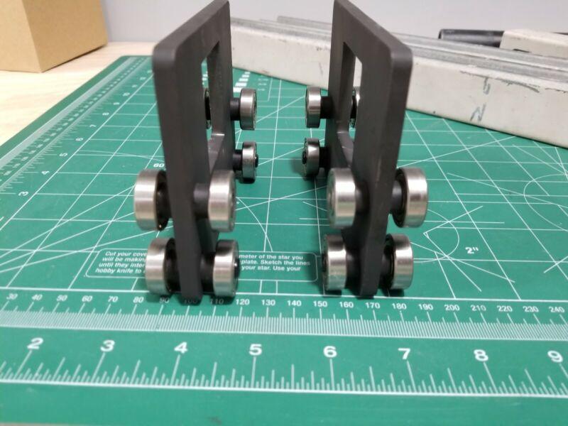 1-5/8 Strut Channel Trolley CUSTOM MADE X ,Y axis track system  Unistrut P2949
