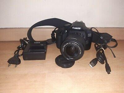 Appareil photo Reflex numérique Canon EOS 1300D +Objectif Zoom Canon 18-55mm STM