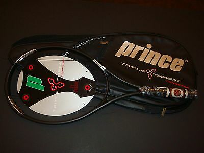 PRINCE TRIPLE THREAT TT GRANDE OS/OVERSIZE/115- 4-3/8 GRIP + COVER {inv=300369}