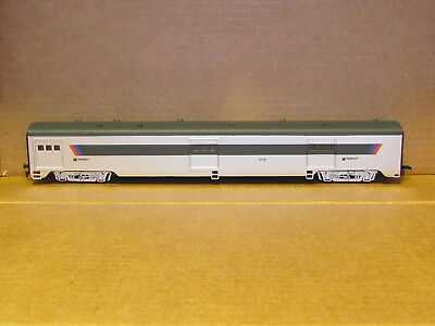 New Jersey Transit Baggage   5115  Smooth Side Passenger Car By Ihc Nib 48180