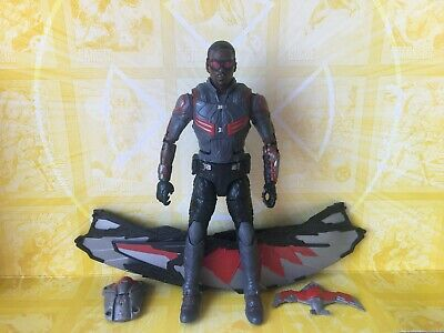 Marvel Legends Hasbro Wal-Mart Exclusive Falcon Sam Wilson Action Figure (P)