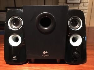 Logitech Z323 Speakers with Subwoofer