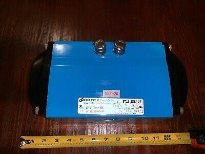 New Rotex Pneumatic Valve Actuator Ecv2-100sr-xx Rotex Controls