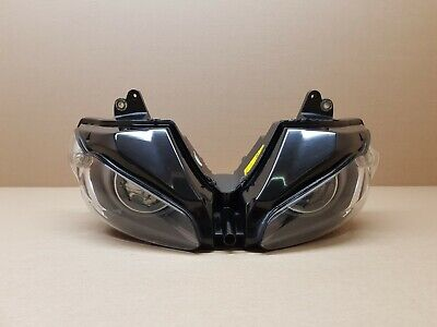 TRIUMPH DAYTONA 675 HEADLIGHT HEADLAMP  HID LIGHT  UK SPEC FITS 200