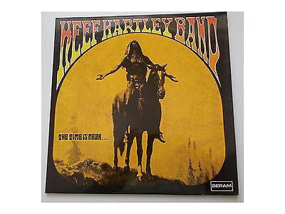 Keef Hartley Band - The Time Is Near - LP - Booklet - UK 1st press