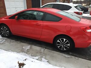 2013 Honda Civic Manual