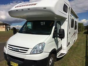 2009 Winnebago Esperance, IVECO Turbo Diesel with slide out Aberglasslyn Maitland Area Preview