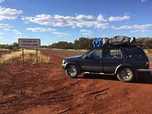 Perfect car for backpacker ( 4WD NISSAN PATHFINDER 1997) Sydney City Inner Sydney Preview