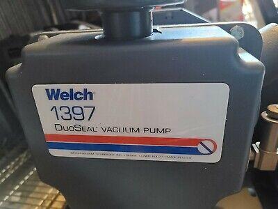 Welch 1397 Duoseal Vacuum Pump