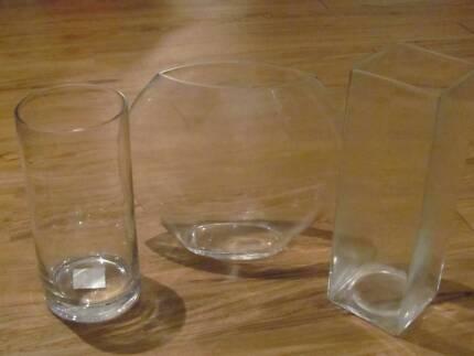 Laura Ashley Glass Vase Vases Bowls Gumtree Australia Redland
