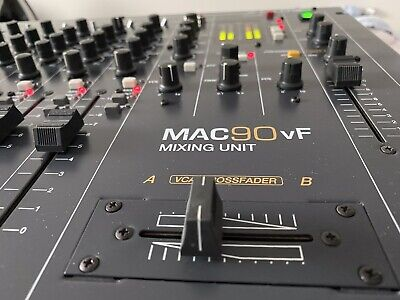 Table De Mixage Ecler Mac90vf for sale  Shipping to Nigeria