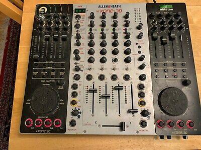 Allen & Heath XONE: 3D Mixer 2000's