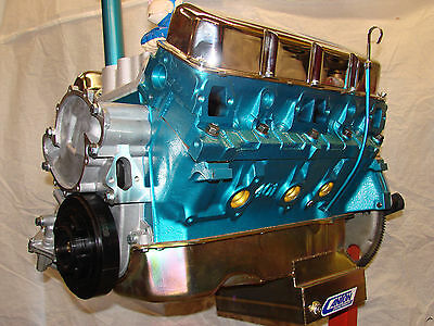 390 AMC Crate High Performance balanced engine AMX Jeep Javelin CJ
