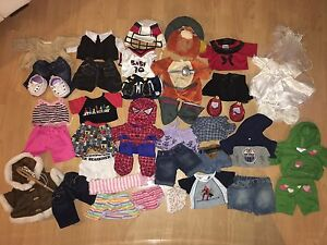 Build-a-Bear outfits