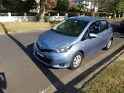 Toyota Yaris yr 2012 5 door Hatchback, 4 Speed Automatic North Turramurra Ku-ring-gai Area Preview