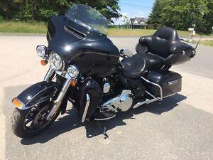2015 Harley-Davidson® FLHTK - Ultra Classic Limited