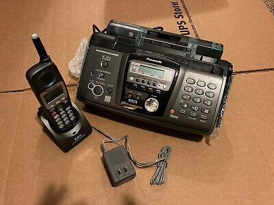 Panasonic Kx-fg6550 Plain Paper Fax And Copier