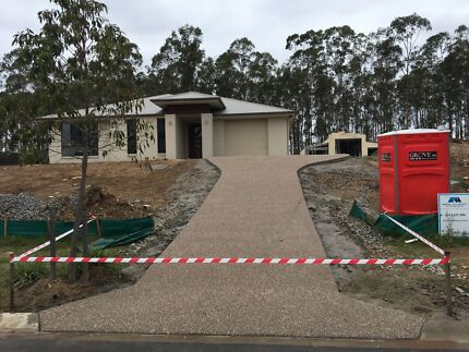 Quality concreting at competitive pricing