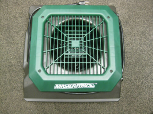 Masterforce  1/3HP 3 Speed Low Profile Air Mover PL-700A-M