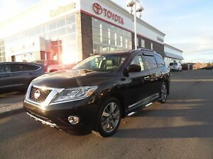 2016 Nissan Pathfinder PLATINUM!! - ACCIDENT FREE!!!