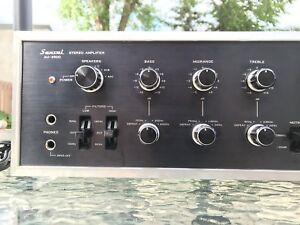 1973 SANSUI AU-9500 BEST Integrated Amplifier Works A1