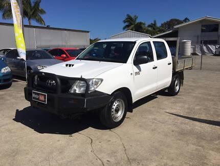 2010 Toyota Hilux 3.0 D4D Diesel Dual Cab 4x2 Ute