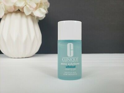 NEW! Clinique Acne Solutions Clinical Clearing Gel ~ .5 oz/15 ml ~ FREE SHIPPING