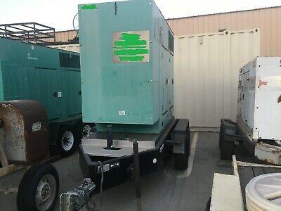 50kw Cummins Portable Diesel Generator
