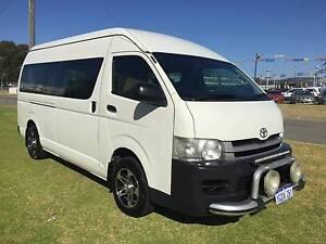 2007 Toyota Hiace Van/Minivan Automatic Maddington Gosnells Area Preview