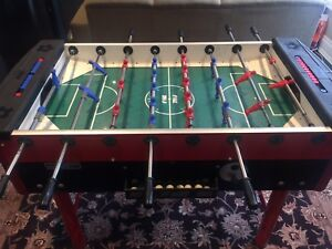 FAS Foosball Table (coin operated)