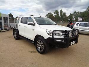 TOYOTA HILUX SR5 DIESEL 4X4 crew cab Mansfield Mansfield Area Preview