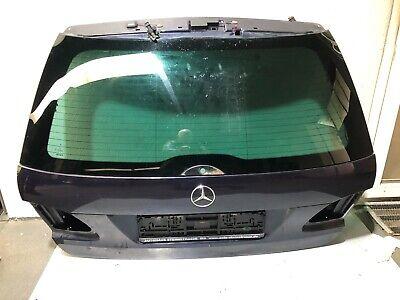 Mercedes E-Klasse W211 Kombi  Heckklappe Klappe T-Modell C 359 Tansanitblau
