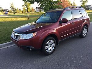 2010 Subaru Forester 2.5. One Owner! Immaculate Condition!