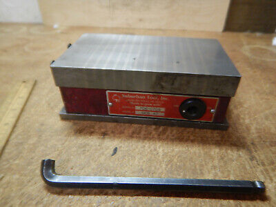 Genuine Suburban Small Magnetic Chuck For Surface Tool Grinder Mcb-47