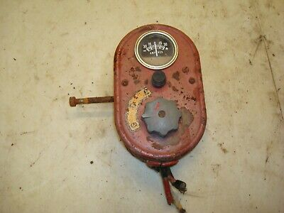 1950 Farmall M Tractor Amp Gauge Box Light Switch