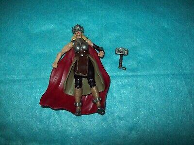"""Marvel Legends 3 3/4"""" Thor Jane Foster Figure Loose Complete"""