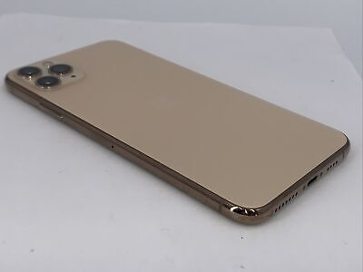 Apple iPhone 11 Pro Max - 64GB - Gold (T-Mobile) A2161 (CDMA + GSM)