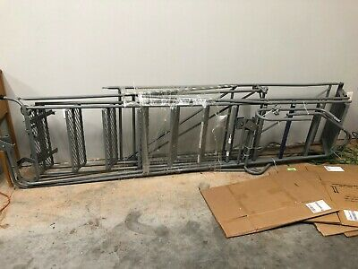 Uline Rolling Ladder
