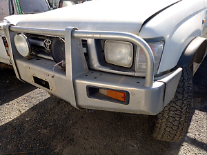 1999 Toyota hilux bullbar Meadowbrook Logan Area Preview