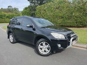 2009 Toyota RAV4 CRUISER Automatic SUV - 5 YEAR WARRANTY Sippy Downs Maroochydore Area Preview